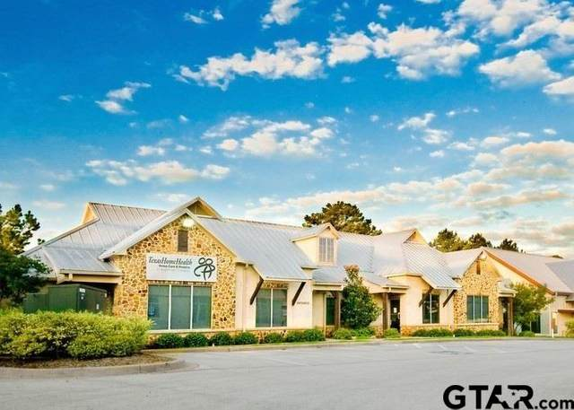 7925 S. Broadway Ave - Building 9 Ste 930, Tyler, TX 75703 (MLS #10134310) :: The Edwards Team