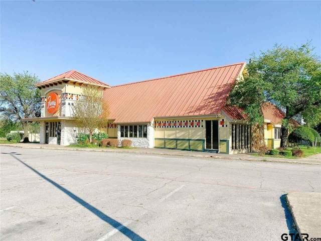1300 Mockingbird, Sulphur Springs, TX 75482 (MLS #10134397) :: RE/MAX Professionals - The Burks Team