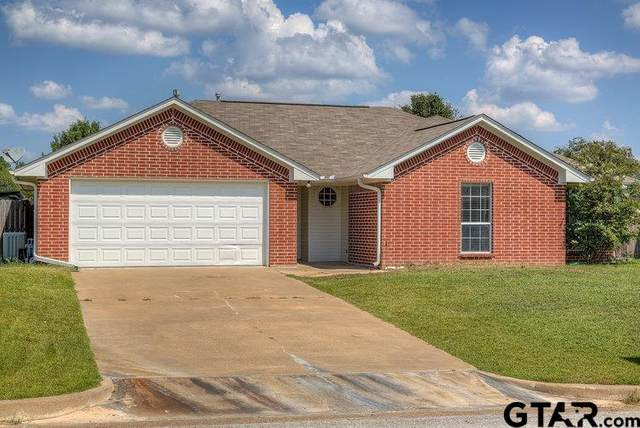 11364 Preakness, Flint, TX 75762 (MLS #10134418) :: Griffin Real Estate Group