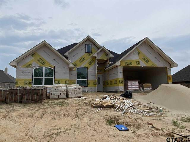1119 Rhome Hill Rd, Bullard, TX 75757 (MLS #10134424) :: The Wampler Wolf Team