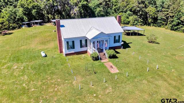 9254 W Hwy 84, Cushing, TX 75760 (MLS #10134449) :: Griffin Real Estate Group