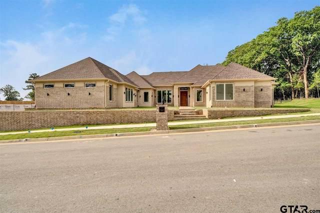 2954 Crosslake Blvd, Tyler, TX 75703 (MLS #10134450) :: Wood Real Estate Group