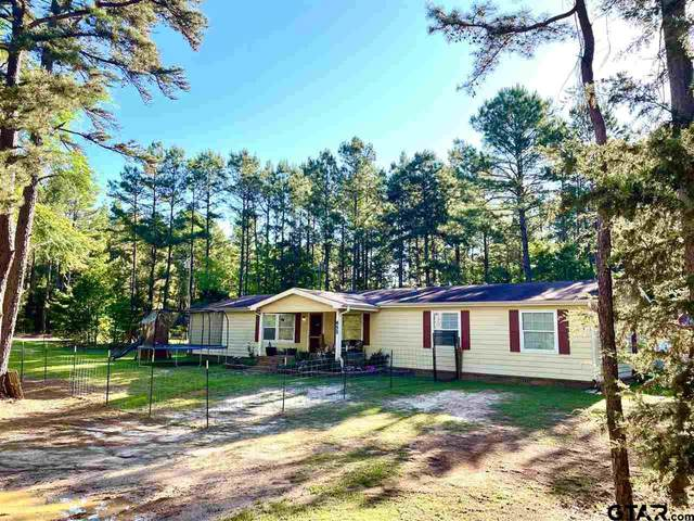 855 Cr 2995, Hughes Springs, TX 75656 (MLS #10134457) :: Griffin Real Estate Group