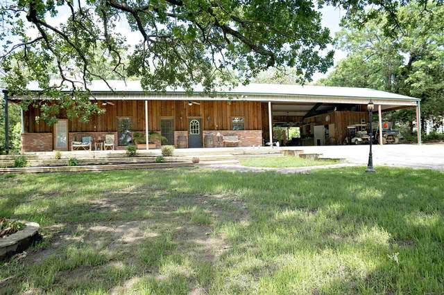 7460 Cr 1500, Athens, TX 75751 (MLS #10134465) :: Griffin Real Estate Group