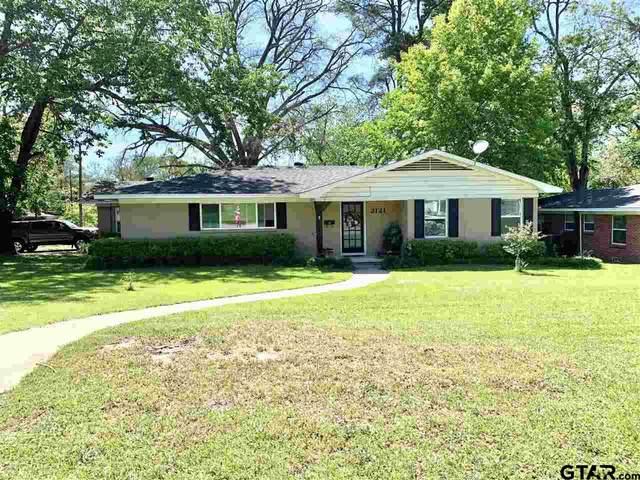 2121 Pine Crest Dr., Tyler, TX 75701 (MLS #10134472) :: Wood Real Estate Group