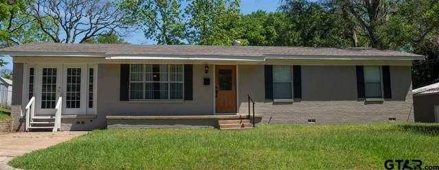 1540 E Hankerson Street, Tyler, TX 75701 (MLS #10134484) :: Wood Real Estate Group