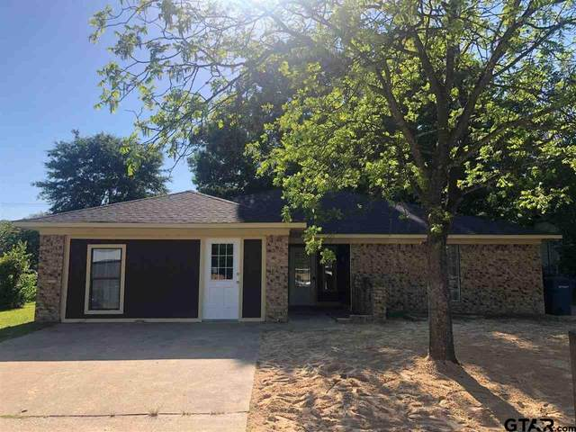 1701 Harkrider Ln, Mt Pleasant, TX 75455 (MLS #10134500) :: Griffin Real Estate Group