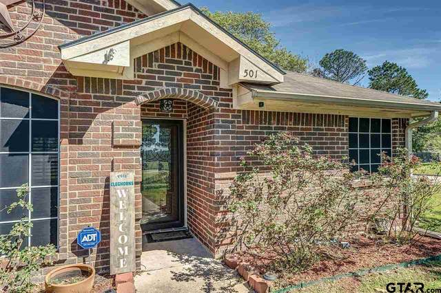 501 Molly Ln, Lindale, TX 75771 (MLS #10134559) :: Griffin Real Estate Group