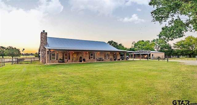 1861 County Road 4200, Winnsboro, TX 75494 (MLS #10134644) :: Griffin Real Estate Group