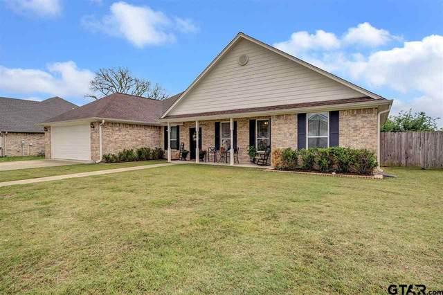 705 Jaxon, Whitehouse, TX 75791 (MLS #10134716) :: Griffin Real Estate Group