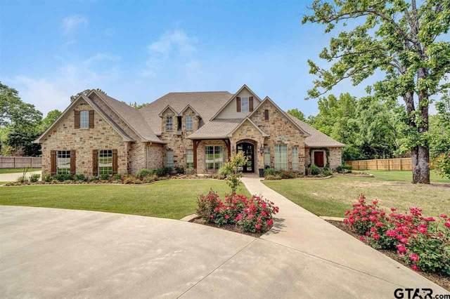 1431 Vanderbilt, Tyler, TX 75703 (MLS #10134729) :: Griffin Real Estate Group