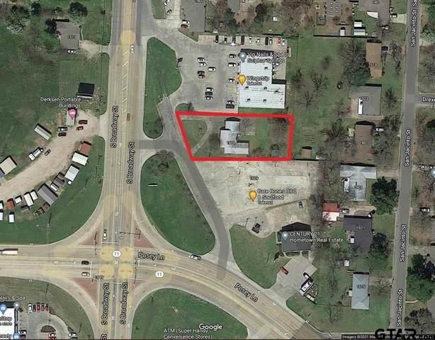 1606 S Broadway St, Sulphur Springs, TX 75482 (MLS #10134746) :: RE/MAX Professionals - The Burks Team