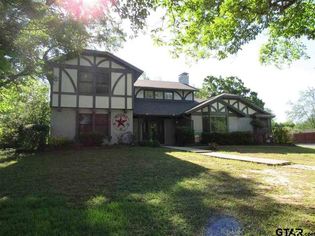 2101 S. Williams Ave, Mt Pleasant, TX 75455 (MLS #10134800) :: Griffin Real Estate Group