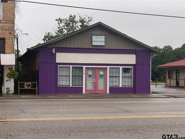 114 N Main St., Lindale, TX 75771 (MLS #10134846) :: The Edwards Team