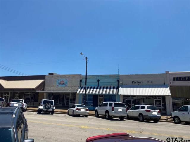 113 Commerce, Jacksonville, TX 75766 (MLS #10134947) :: Realty ONE Group Rose