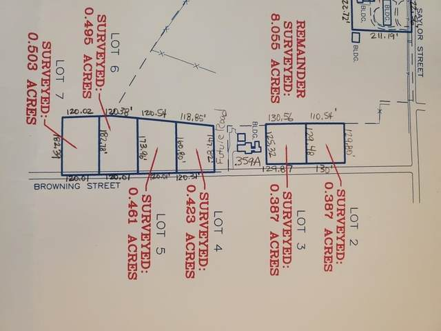 TBD (LOT 5) Browning Street, Brownsboro, TX 75756 (MLS #10134963) :: Griffin Real Estate Group