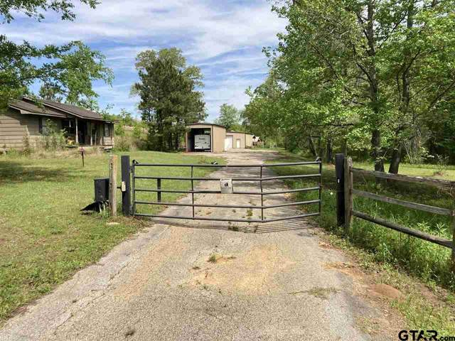 9466 W Noonday Rd, Hallsville, TX 75650 (MLS #10135001) :: Griffin Real Estate Group