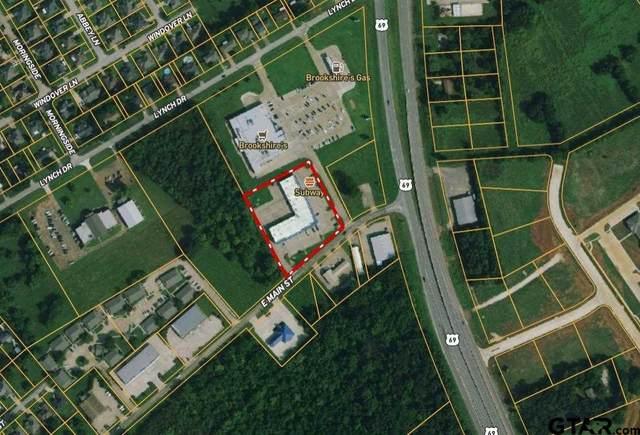 151 N Doctor M Roper Pkwy, Suite 300, Bullard, TX 75757 (MLS #10135015) :: The Edwards Team