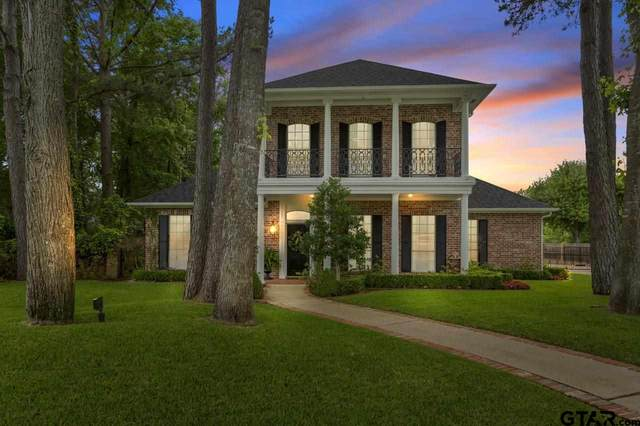 6805 Hollytree Circle, Tyler, TX 75703 (MLS #10135072) :: Realty ONE Group Rose