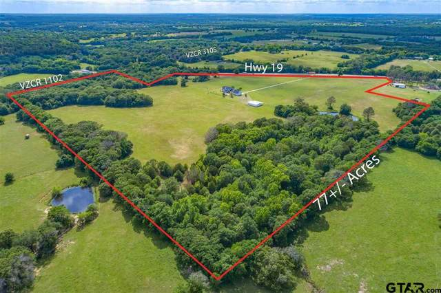 9033 State Highway 19, Edgewood, TX 75117 (MLS #10135136) :: Griffin Real Estate Group