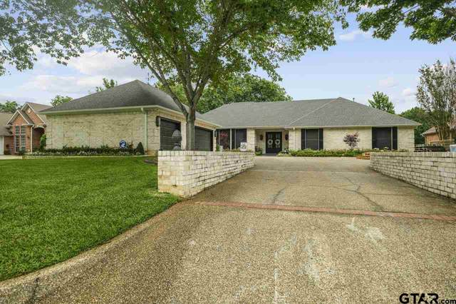 6500 Gleneagles Dr, Tyler, TX 75703 (MLS #10135166) :: Realty ONE Group Rose