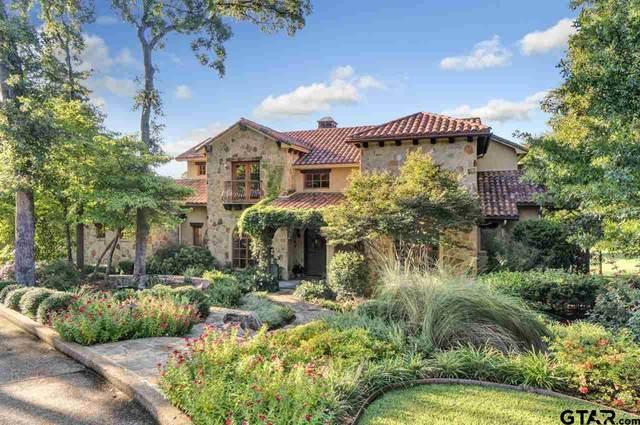 4406 Cascades Blvd, Tyler, TX 75709 (MLS #10135271) :: Griffin Real Estate Group