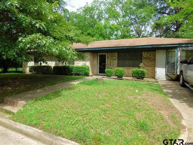 1109 S Booker Ave, Mt Pleasant, TX 75455 (MLS #10135282) :: The Edwards Team