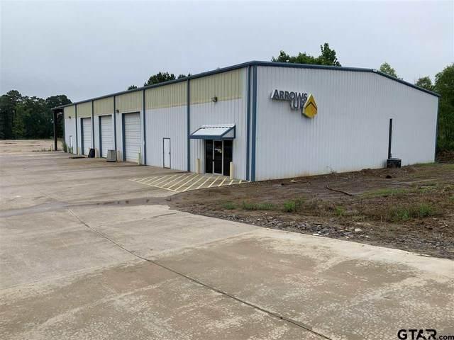 5057 Whitehurst Dr (I-20), Longview, TX 75602 (MLS #10135431) :: Griffin Real Estate Group