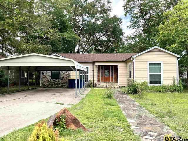 705 Peterson Rd, Kilgore, TX 75662 (MLS #10135494) :: RE/MAX Professionals - The Burks Team