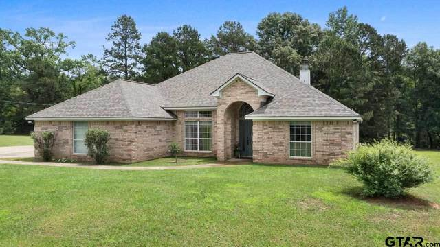 538 County Road 3906, Jacksonville, TX 75766 (MLS #10135506) :: Realty ONE Group Rose