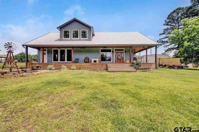 23818/23820 Hwy 64 E., Troup, TX 75789 (MLS #10135512) :: Griffin Real Estate Group