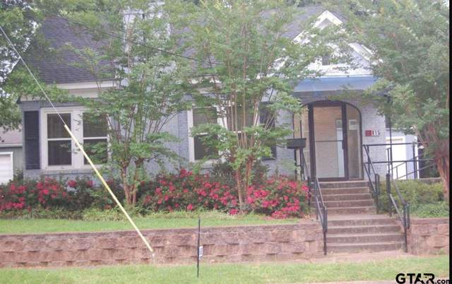 815 S College, Tyler, TX 75701 (MLS #10135516) :: Realty ONE Group Rose