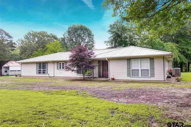 663 Fm 2882, Mt Pleasant, TX 75455 (MLS #10135561) :: Griffin Real Estate Group