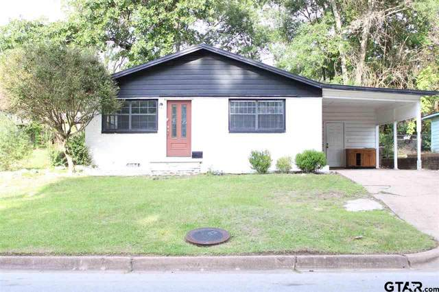 505 Forest Ave, Tyler, TX 75702 (MLS #10135650) :: RE/MAX Professionals - The Burks Team