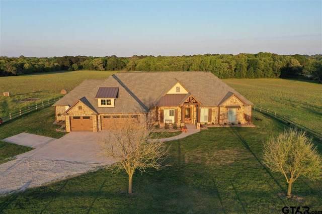 20870 Stevenson Rd., Frankston, TX 75763 (MLS #10135771) :: Griffin Real Estate Group
