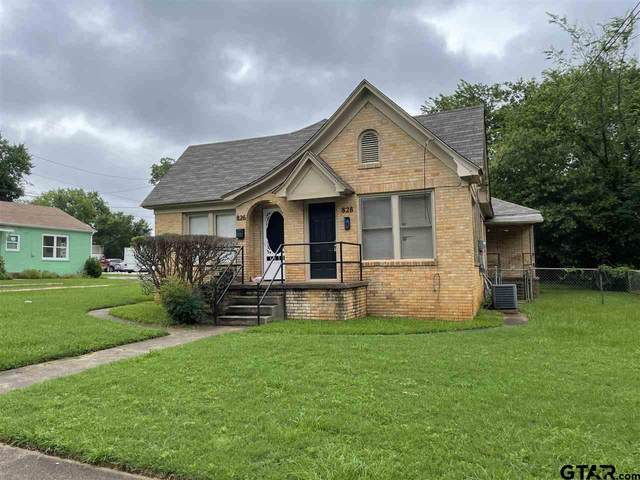 826 S Bois D'arc Ave., Tyler, TX 75701 (MLS #10135844) :: RE/MAX Professionals - The Burks Team