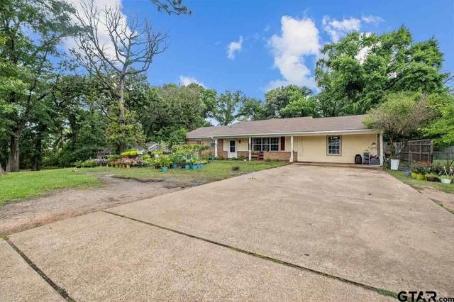 2101 N Forest Ave, Tyler, TX 75702 (MLS #10135847) :: Griffin Real Estate Group
