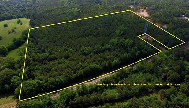 TBD Fm 161 N, Hughes Springs, TX 75656 (MLS #10135936) :: Griffin Real Estate Group