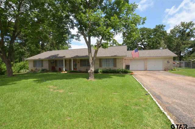 368 Wintergreen Dr, Gladewater, TX 75647 (MLS #10136009) :: RE/MAX Professionals - The Burks Team