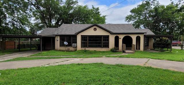 401 E Pine Street, Edgewood, TX 75117 (MLS #10136017) :: Griffin Real Estate Group