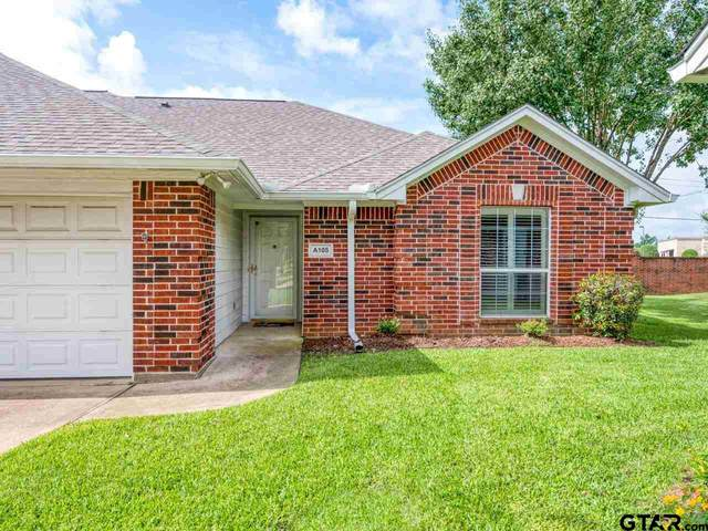 1521 Rice Road A105, Tyler, TX 75703 (MLS #10136035) :: The Edwards Team