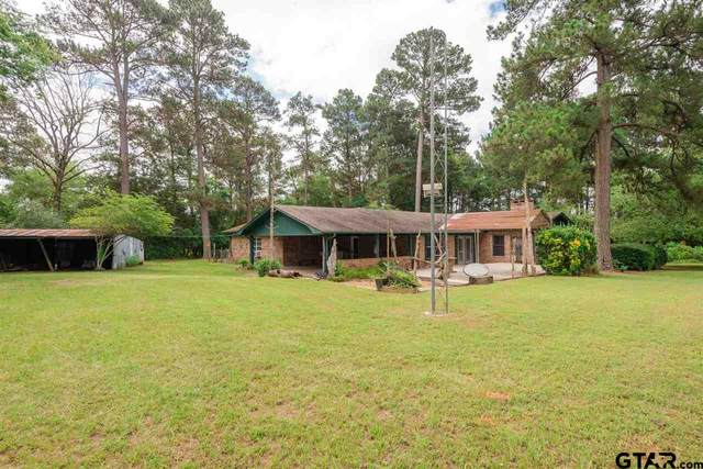 579 Cr 4228, Troup, TX 75789 (MLS #10136040) :: Griffin Real Estate Group