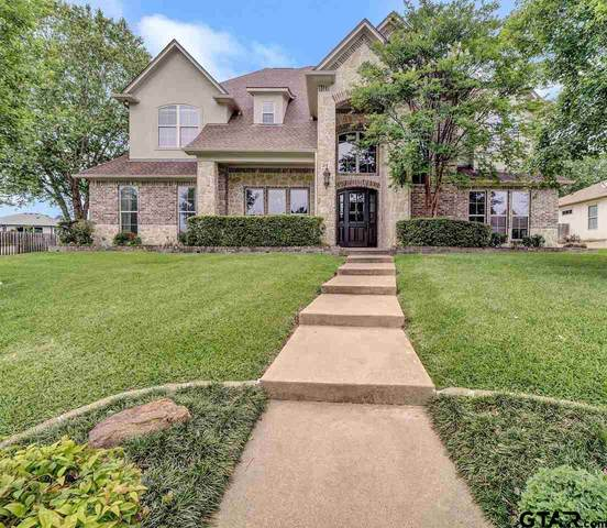 6817 Sherbrooke Dr., Tyler, TX 75703 (MLS #10136049) :: Realty ONE Group Rose