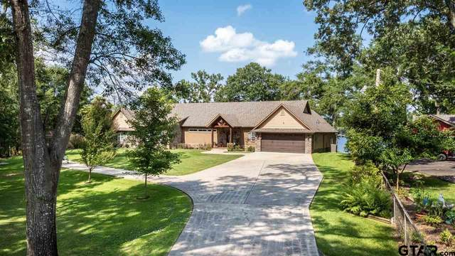 2124 W Lake Dr., Gladewater, TX 75647 (MLS #10136051) :: Griffin Real Estate Group