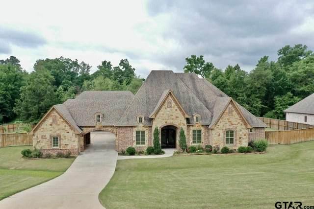 115 Alexis Drive, Longview, TX 75605 (MLS #10136116) :: Griffin Real Estate Group
