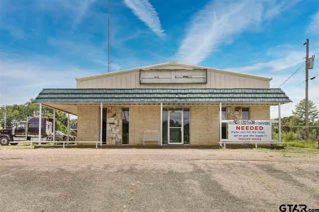 500 E Industrial Ave, Lone Star, TX 75668 (MLS #10136119) :: RE/MAX Professionals - The Burks Team