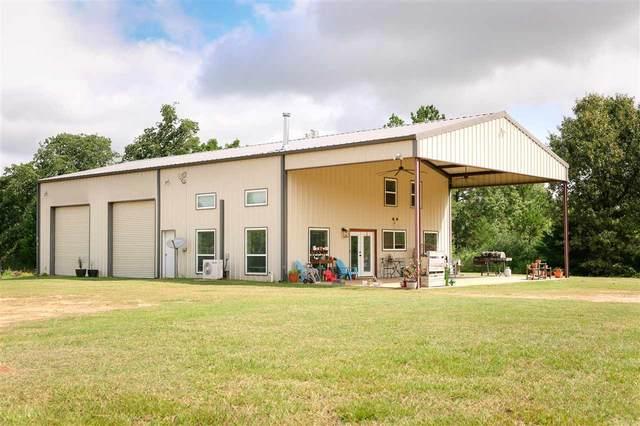 399 Acr 2412, Montalba, TX 75853 (MLS #10136122) :: Griffin Real Estate Group