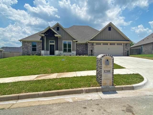 1210 Hitching Post Cir., Bullard, TX 75757 (MLS #10136123) :: Griffin Real Estate Group