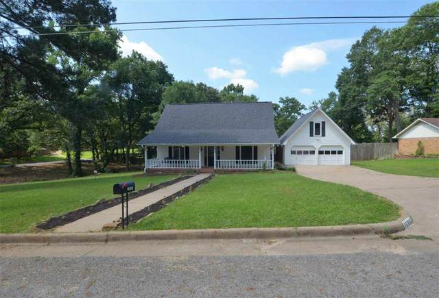 10887 Knollwood Dr, Tyler, TX 75703 (MLS #10136124) :: Griffin Real Estate Group