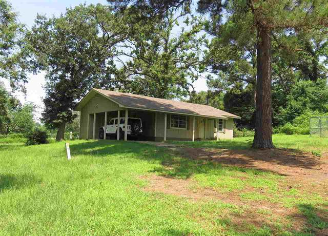 242 Acr 4221, Palestine, TX 75803 (MLS #10136131) :: Griffin Real Estate Group
